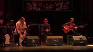 FLAMENCO VIBRA - La pregunta caliente / The Hot Question (Bulerías) & Solo Percusión