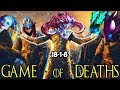 GAME of DEATHS 😈 Everything will DIE and I WILL WIN 😈 Best Cho'Gath build Season 9 League Of Legends
