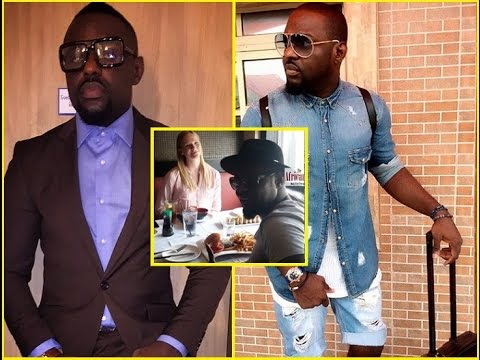 Nigerian Lady Blasts Jim Iyke For Dating A White European Girl And Having A Baby With Her