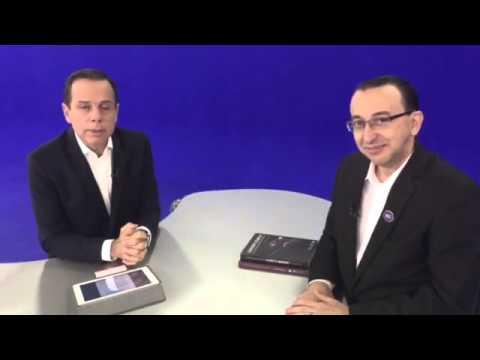 Convite: JRM no Programa Show Business com João Doria Jr.