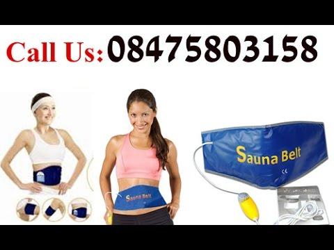084758O3158 Weight Loss Sauna Belt As Seen On TV