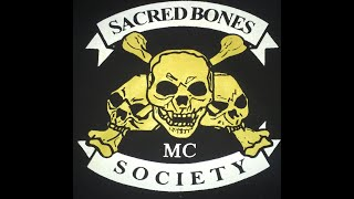 Sacred Bones Society Motorcycle Club Chapter 31-01 Southern California Ride
