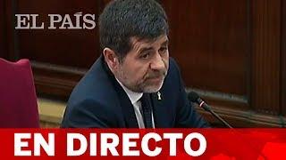 DIRECTO JUICIO del 'PROCÉS': declaran los 'JORDIS' y VILA