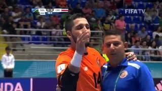 Match 10: Solomon Islands v Costa Rica - FIFA Futsal World Cup 2016