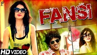Fansi - Vinod Chimpa & Raju Punjabi - Official Video - New Haryanvi Songs 2015
