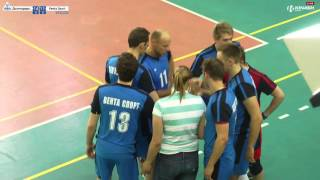 Финал 4-х ЛВЛ сезона 2015/16 Первая лига. Мужчины.