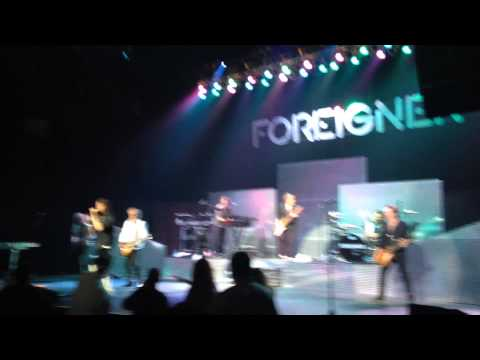 Foreigner LIVE @ State Theater New Brunswick (NJ 02/20/2014)