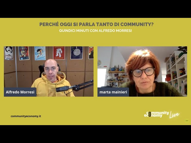 Ep. 10 | Alfredo Morresi | Community Manager Google