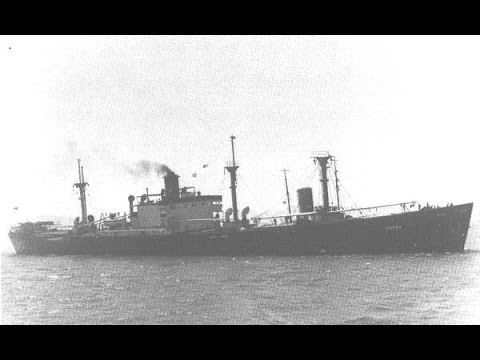Liberty Ship Dive