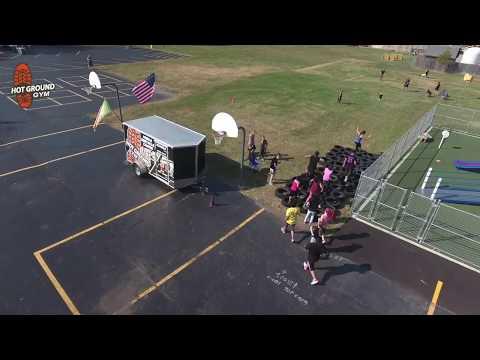 Wauconda Grade School Obstacle Course Race Event