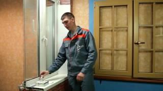 Ремонт окон. Как заменить уплотнитель в пластиковом окне(, 2016-12-18T16:43:56.000Z)