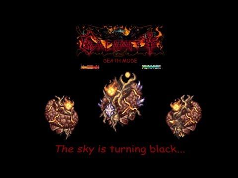 Terraria Calamity Death Mode: Profaned Guardians