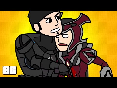 ENTIRE Gears of War Chronology in 3 Minutes! (Gears of War Animated Story)