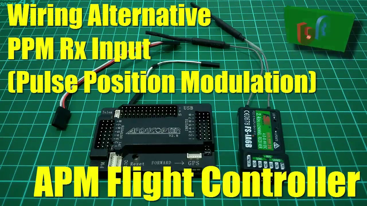 apm fc ppm rx input wiring alternative  [ 1280 x 720 Pixel ]