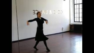 Adzharian dance. Individual clases. Аджарский танец. Индивидуальные уроки.