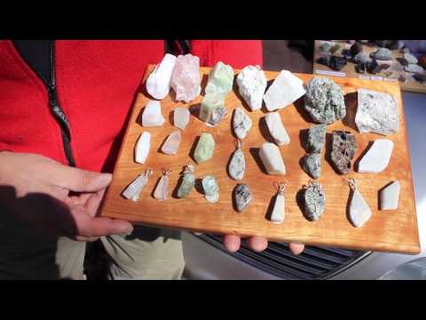 Minerals & Gemstones Of South Western New Hampshire