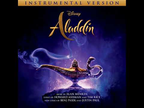 Aladdin 2019 - Speechless (Full) (Official Instrumental)