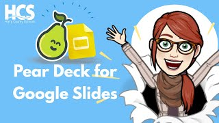 Pear Deck tutorial for Google Slides