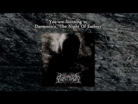 DAEMOON - The Night Of Embers (SINGLE) 2016 symphonic black metal