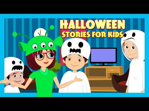 Halloween Stories for Kids | Tia & Tofu Stories| Bed Time Stories for Kids | T-Series Kids Hut