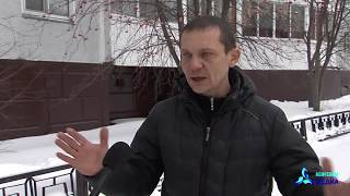 В Нижнекамске в одном из многоквартирных домов строители закрыли кошек в подвале