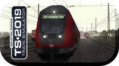 DTG Train Simulator 2019 #Die Inselbahn Stralsund - Sassnitz DLC *PC/HD/60FPS/DE*
