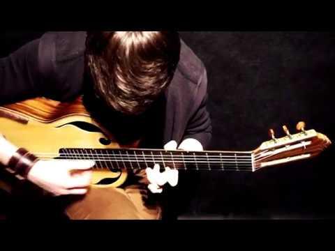 Lukasz Kapuscinski - Síocháin Shuthain (by Adrian von Ziegler) - Celtic Guitar Music