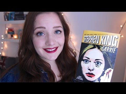 Book & Movie Review | Carrie by Stephen King.
