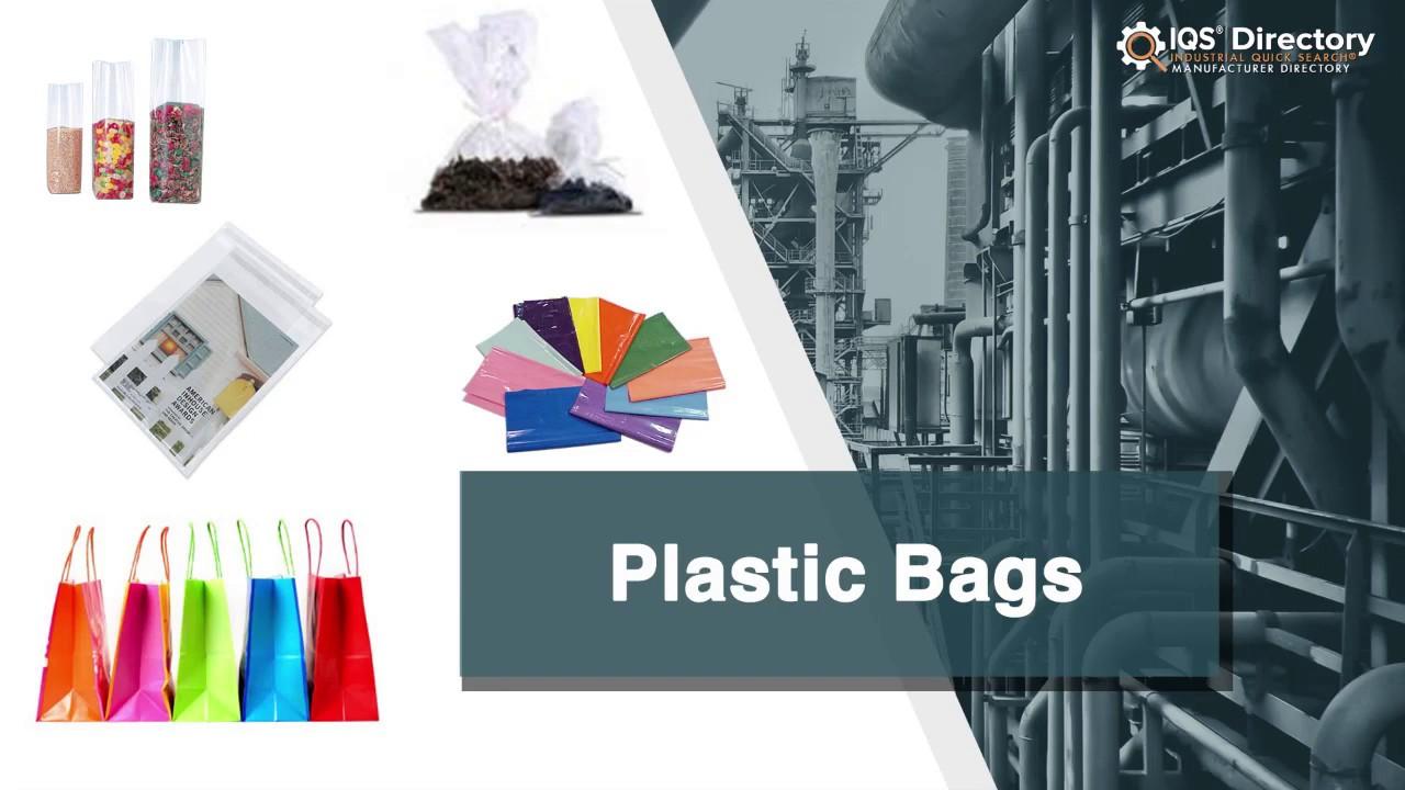 Plastic Bag Manufacturers | Plastic Bag Suppliers