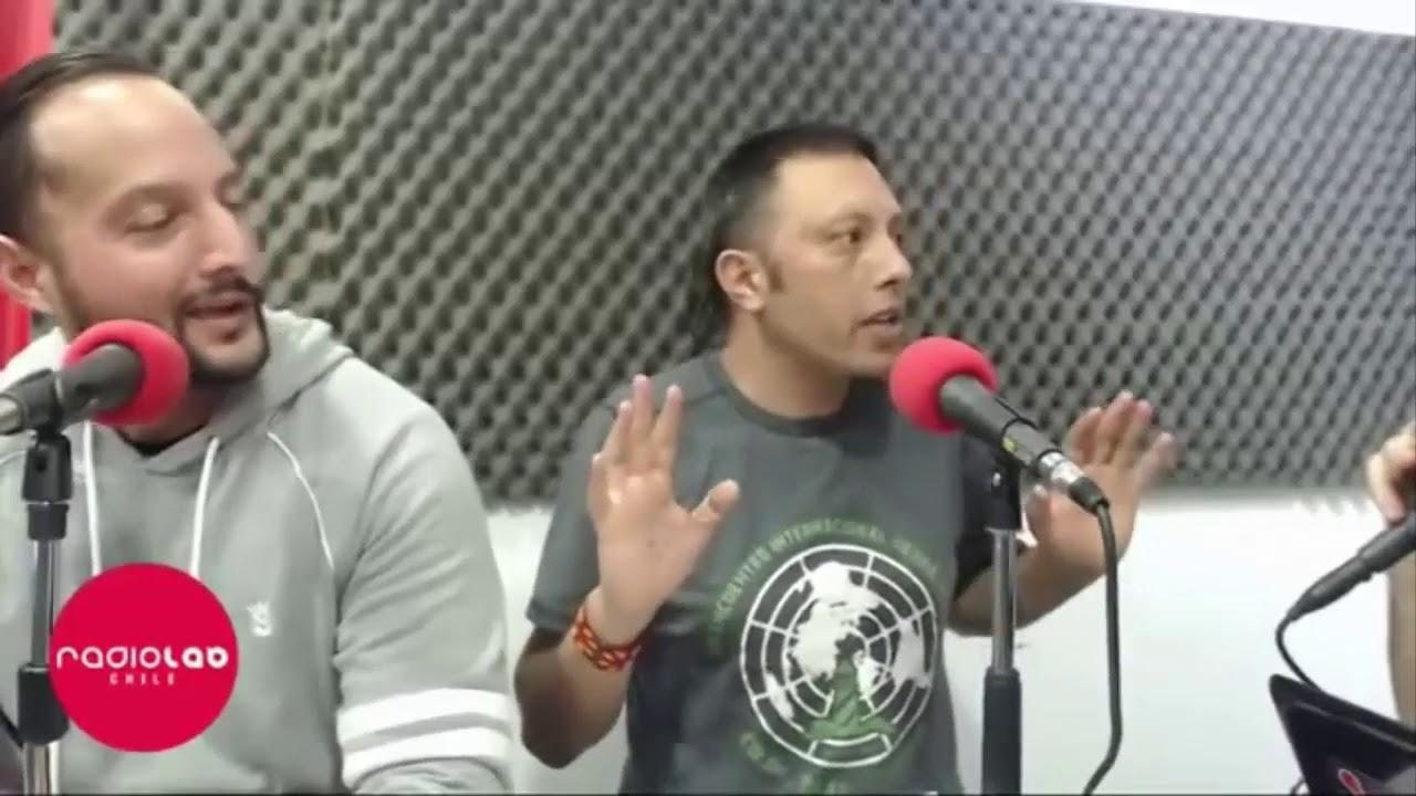 Entrevista a Terraplanistas en @RadioLabchile