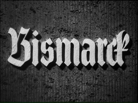 Bismarck - Das politische Schicksal des Eisernen Kanzlers (1940)