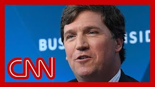 Fox's Tucker Carlson calls white supremacy problem a hoax