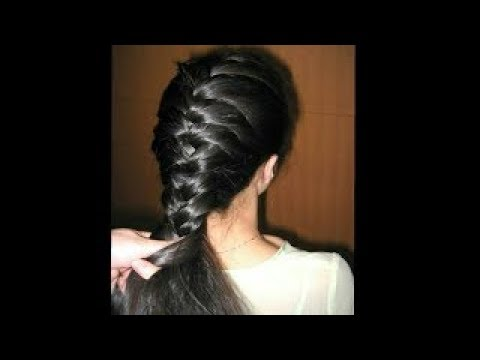 Sagar Veni Maharashtrian Hair Style French Braid Youtube