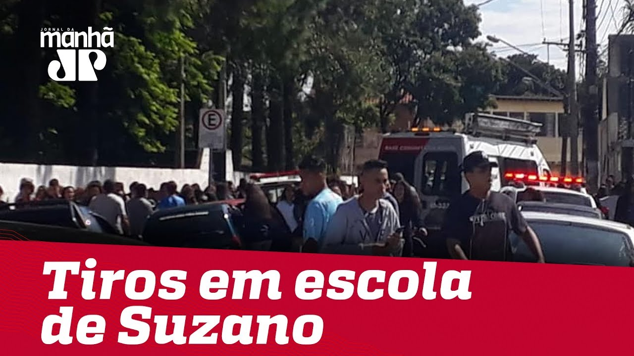 Mortes Em Suzano: Comerciante Ouviu Tiros Em Escola De Suzano: 'Chamou A
