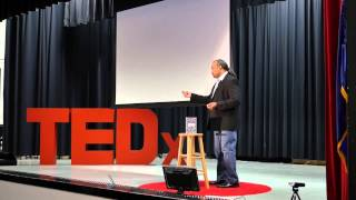 What to do when the happy song is over | Melvin Brown | TEDxDrewMiddleSchool