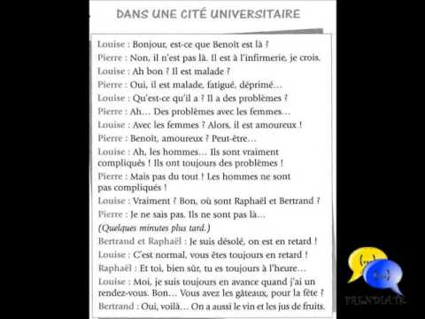 Exemple conversation site de rencontre