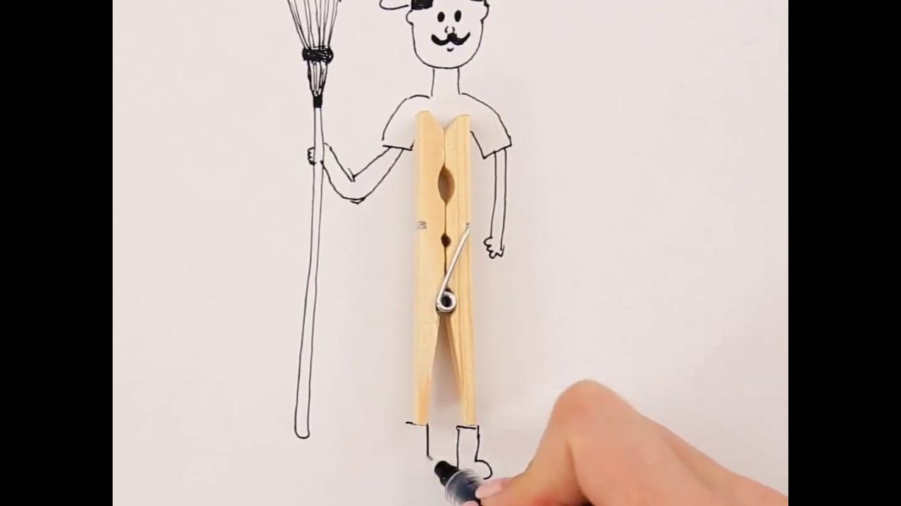 Развиваем фантазию ребенка на примере рисования