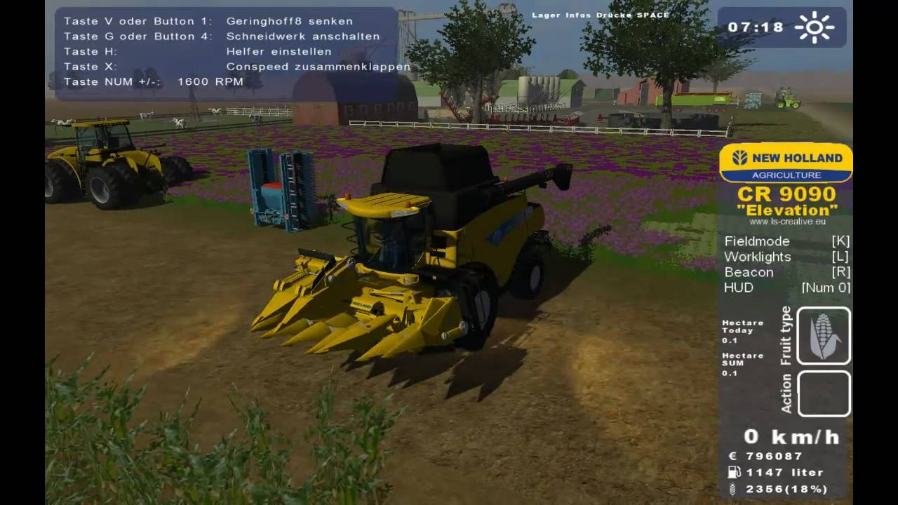 landwirtschafts simulator 2009 gold edition mods