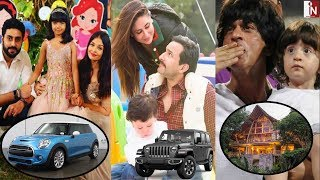 Most expensive Gifts of Bollywood celebs to their Kids, Must Watch