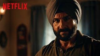 Sacred Games 2 | Sartaj Singh | Netflix