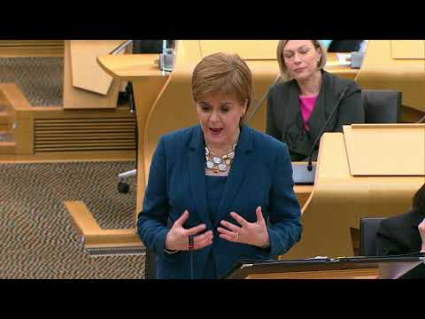 First Minister's Questions - 17 January 2019