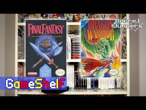 The Two Epic RPG Series - GameShelf #3