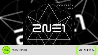 2NE1 - Come Back Home (Acapella Oficial)