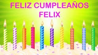 Felixesp   pronunciacion de Felix en espanol   Wishes & Mensajes - Happy Birthday