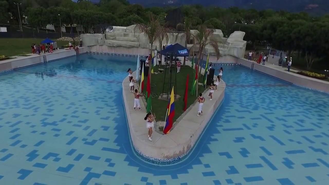 piscina de olas prueba piloto youtube