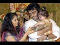Ajith Shalni Daughter Anoushka Birthday Photos video