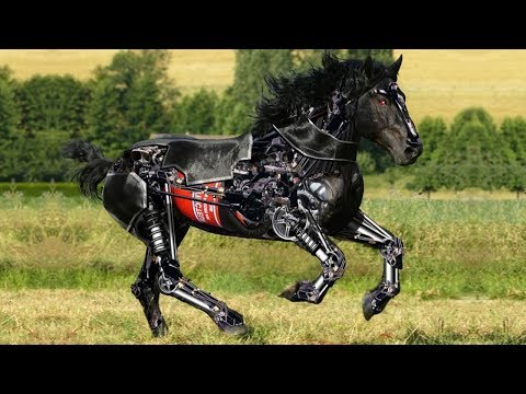 7 Craziest Robot Animals You Never Knew Existed