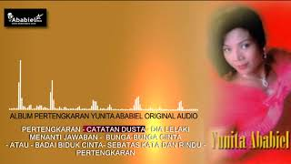 Gambar cover CATATAN DUSTA II YUNITA ABABIEL II ORIGINAL AUDIO
