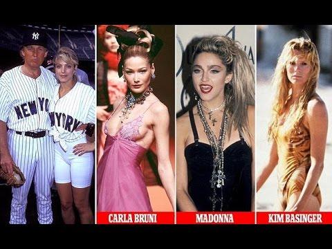 Donald Trump slept with many wonmens: Madonna, Kim Basinger, Carla Bruni