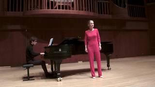 Lauren Davis - Sta nell'Ircana - Alcina (Händel)